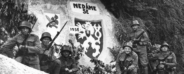 Znalezione obrazy dla zapytania agresja niemiec na czechosłowację